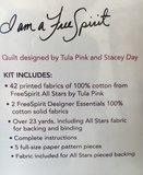 Pom Pom Quilt Kit - Tula Pink_
