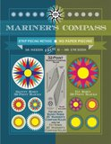 32 Point Mariner's Compass Book and Ruler_