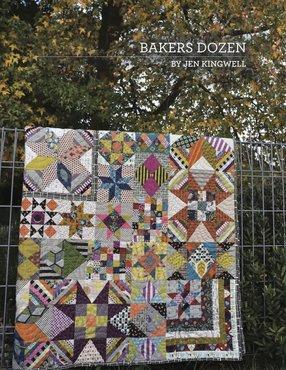 Bakers Dozen - Jen Kingwell