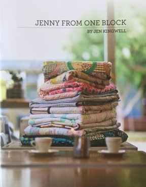 Jenny from one block - Jen Kingwell