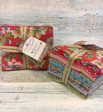 Linen and Lawn door Sue Daley van Penny Rose Fabric