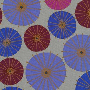 Figment- Cobalt Umbrella