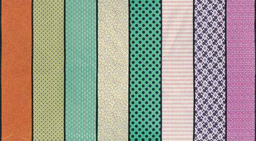 Looking Forward Multi Lollies , Jen Kingwell for Moda 18141-11