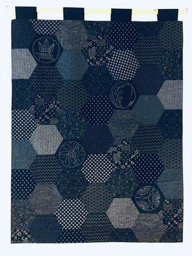 Indigo Hexagon