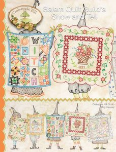 Salem Quilt Guild's show en tell