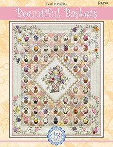Bountiful Basket quilt door P3 design