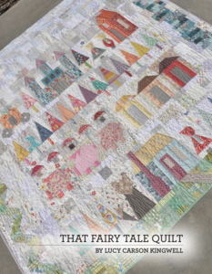 That fairy tail quilt