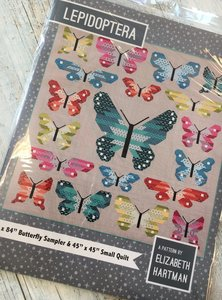 Lepidoptera - Elizabeth Hartman