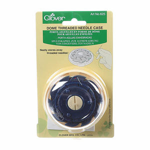 clover - Dome threaded needle case