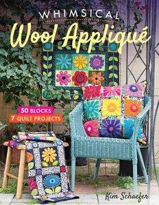 Wool Applique - Kim Schaefer